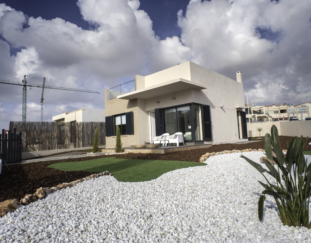 Nouvelle construction villa orihuela costa la zenia for Construction villa