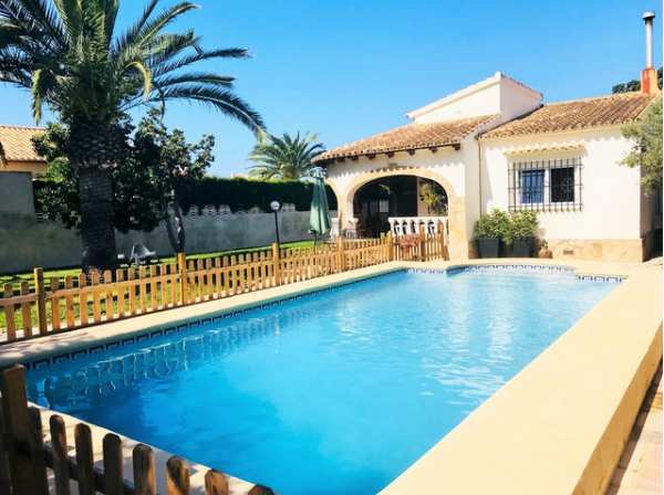 Location - Detached Villa - EL VERGER