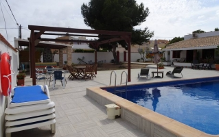 Villa - Long Term Rentals - Orihuela Costa - Cabo Roig