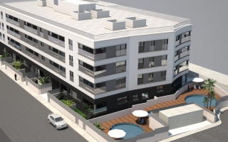 Apartment - Nouvelle Construction - Torrevieja - La Mata