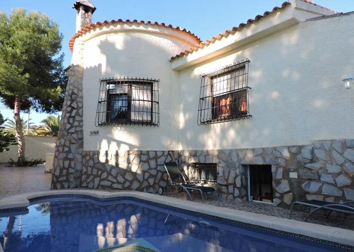 Location - Detached Villa - Ciudad Quesada