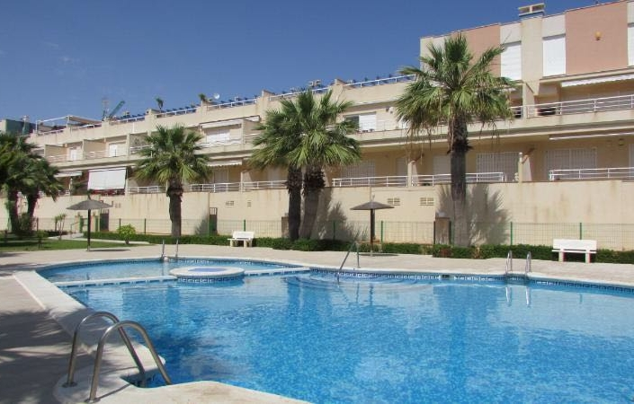 Long Term Rentals - Apartment - Cabo Roig - Aguamarina