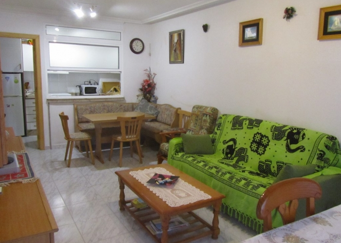 Long Term Rentals - Apartment - Torrevieja - Playa de los Locos
