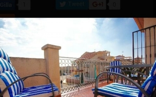 Penthouse - Resale - Orihuela Costa - Playa Flamenca