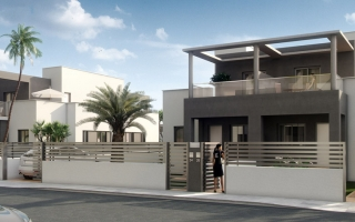 Quad - New Build - Torrevieja - Aguas Nuevas
