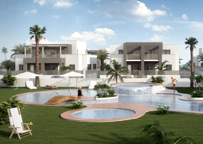New Build - Quad - Torrevieja - Aguas Nuevas