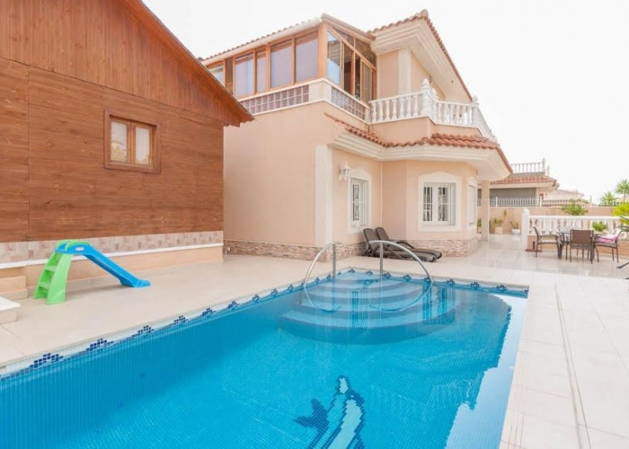 Segunda Mano - Detached Villa - Orihuela Costa - Los Altos