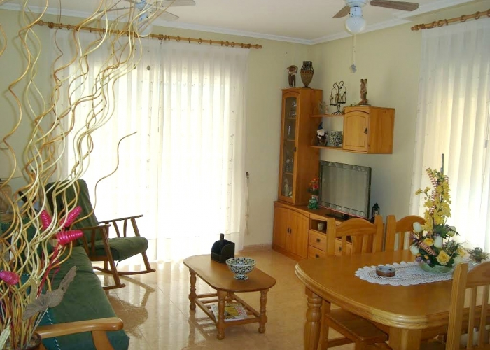 Long Term Rentals - Apartment - Torrevieja - Playa del Cura