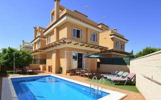Villa - Long Term Rentals - Orihuela Costa - La Zenia