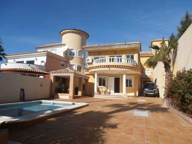 Alquiler larga estancia - Luxury Villa - Orihuela - Vistabella Golf